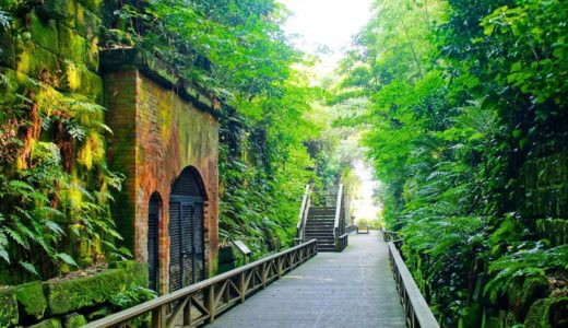 The Scenery like Fantasy in Japan