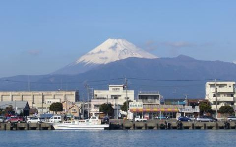 Fishing harbor NUMAZU