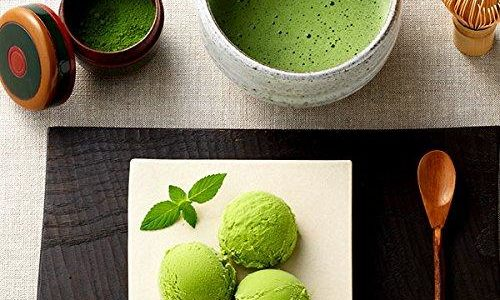 """Matcha"" Green tea ice cream shop in Tokyo"