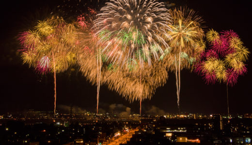 5 Best Fireworks Festival in Japan