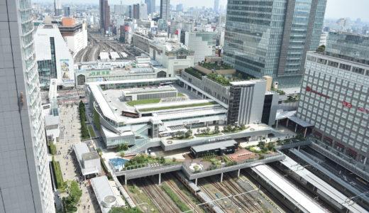 Shinjuku Station of Labyrinth